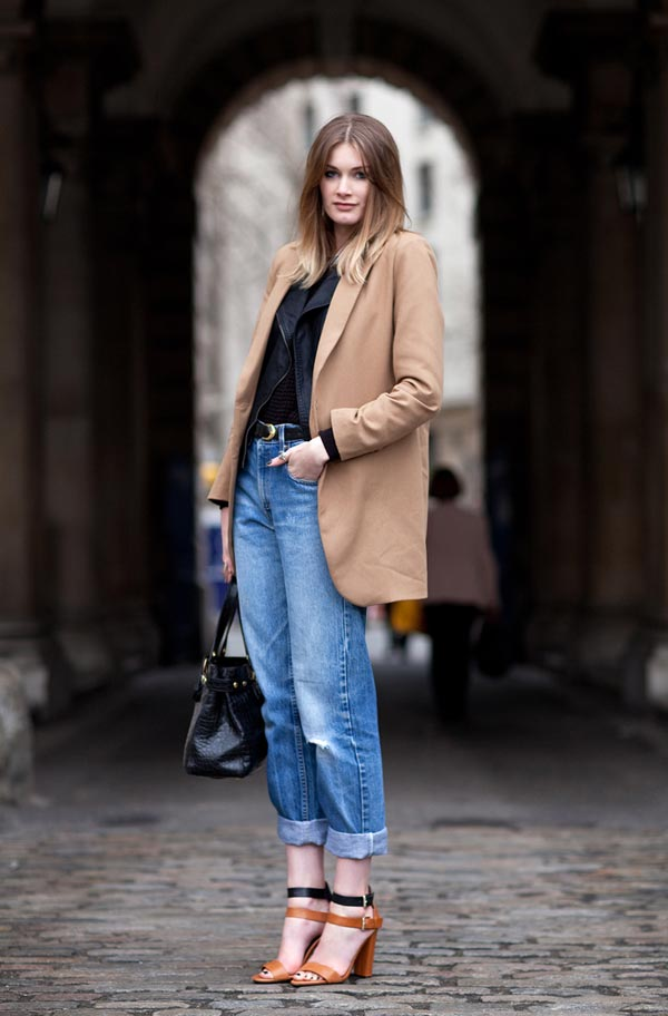 London Fashion Week Fall 2012 Street Style The Covetable