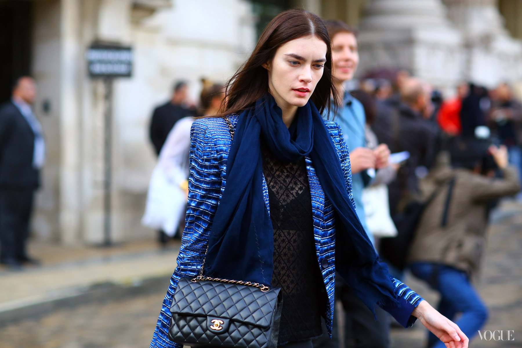 Street Style Roundup Paris Fashion Week S S 2013 The