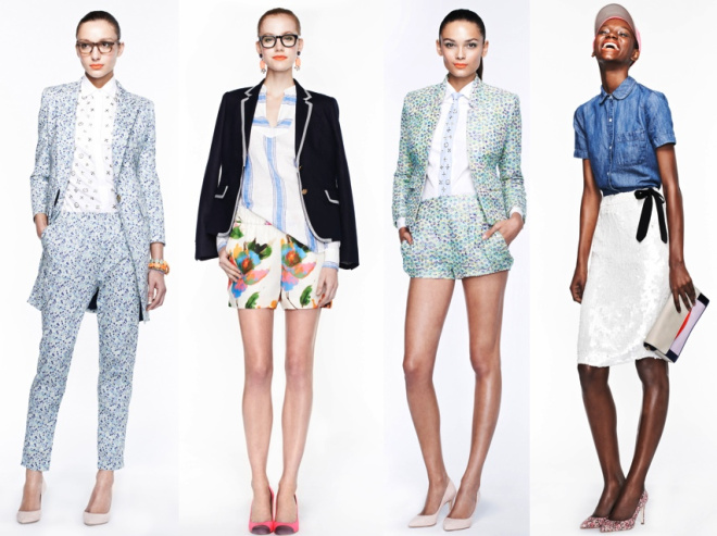 let s talk about spring j crew lookbook love the covetable