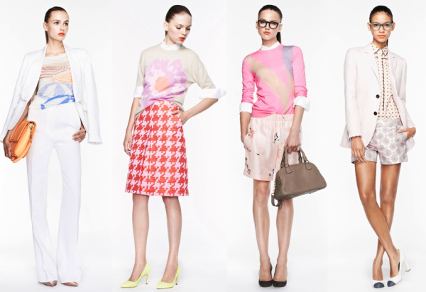 Let's Talk About Spring: J.Crew Lookbook Love