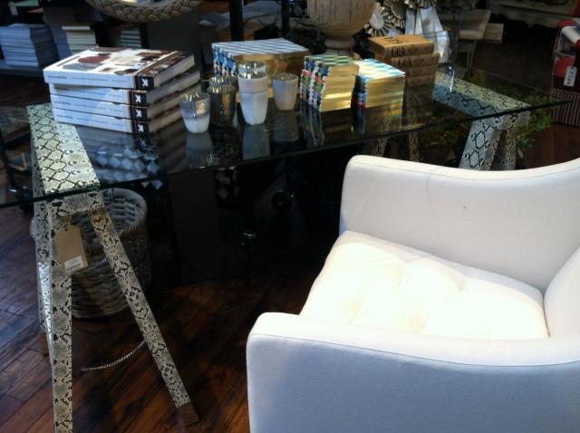 Jayson Home Python Desk