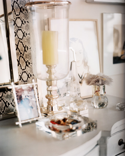 Lonny Eclectic+Decor+hurricane+lamp+collection+glass