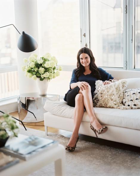 Lonny Living+Room+Michelle+Adams+Manhattan+apartment 24