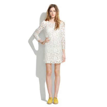 Madewell Meadowlace Dress