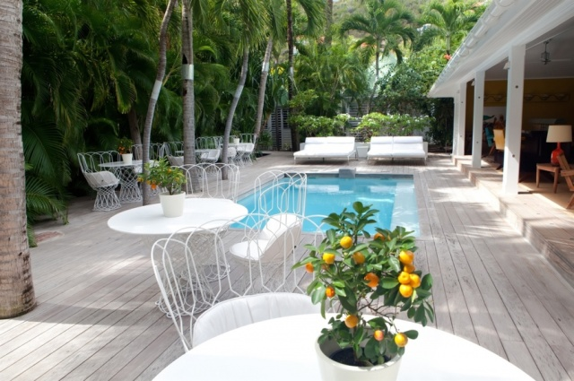 La Banane Pool Deck