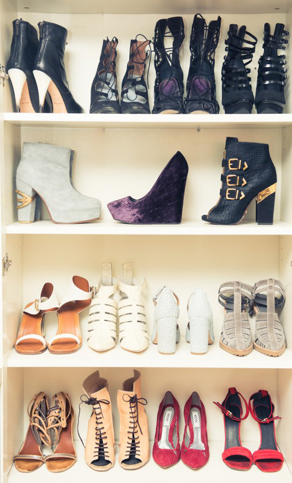 Aimee-Song-The-Coveteur-shoe-wall