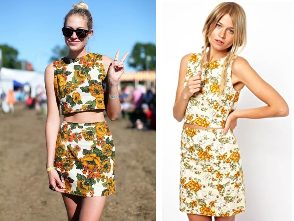 c130207b90 Crop Top Street Style | the covetable
