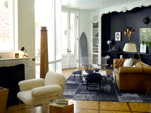 Nate Berkus Hollywood Home | the covetable