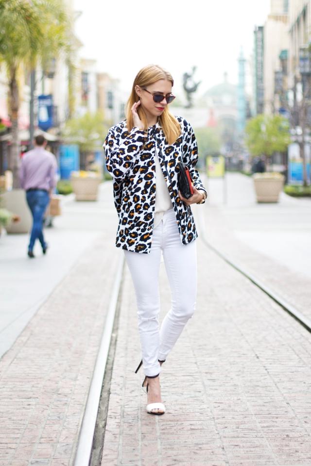 H&M Leopard Jacket via AlwaysJudging