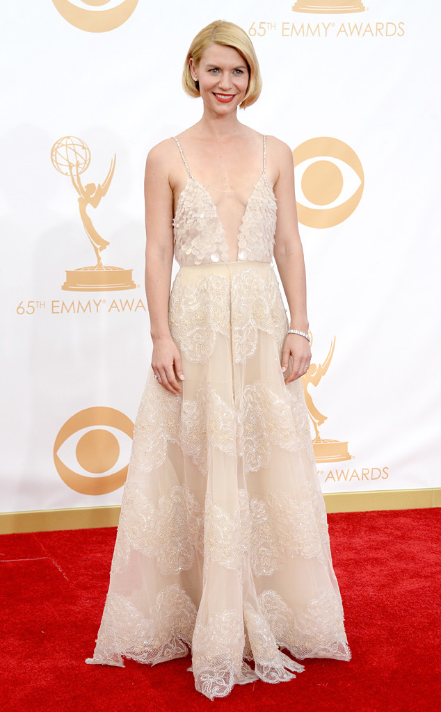 Claire-Danes-EMMYS-Red-Carpet 2013