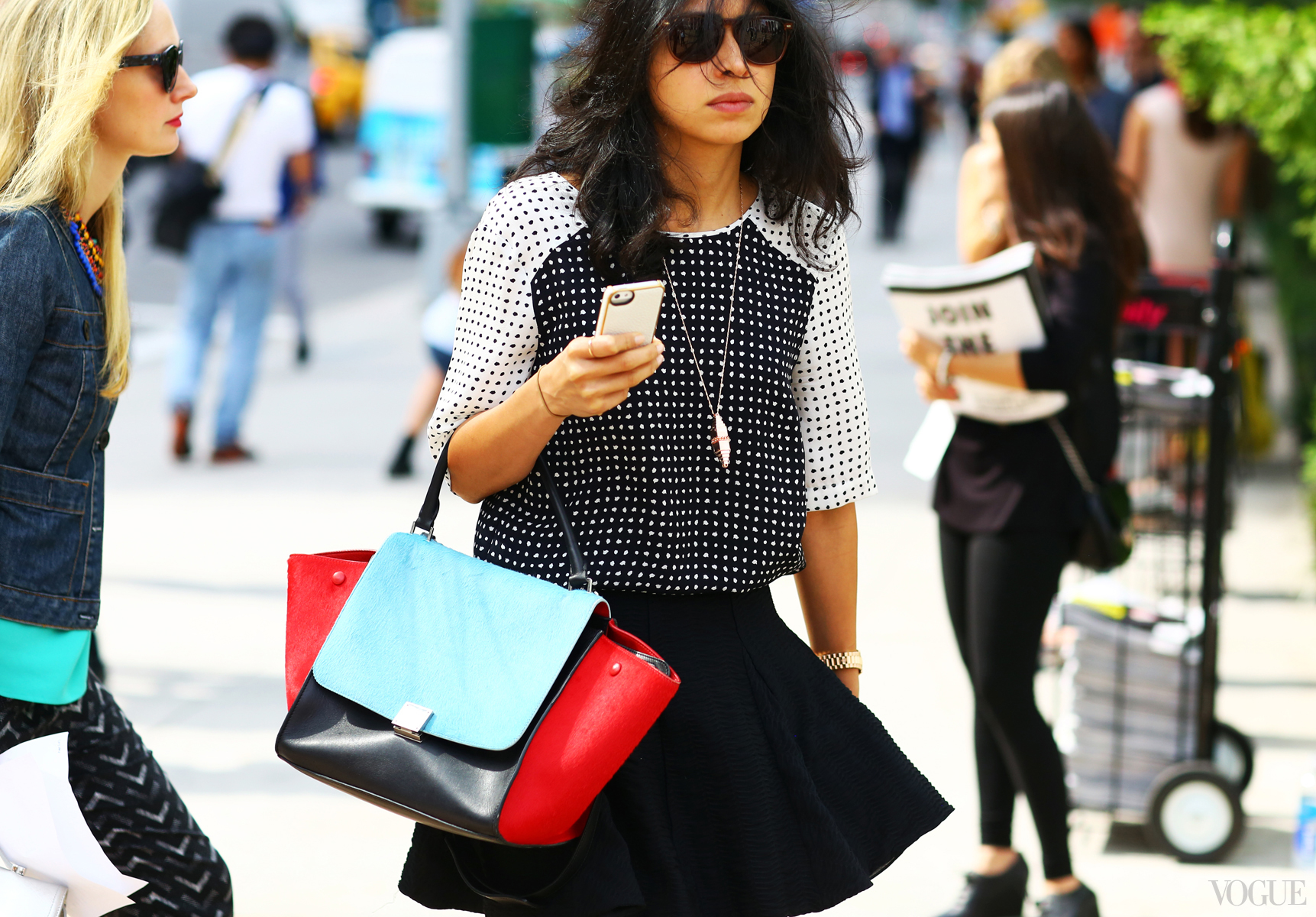 Nyfw Street Style Inspo The Covetable