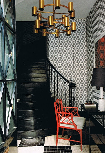 Paisley_Wallpaper_Black_Lacquer_Red_Faux_Bamboo_Chippendale