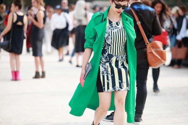 Paris FW Street Style Spring Summer 2014 11