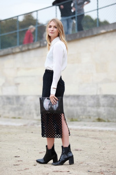 Paris FW Street Style Spring Summer 2014 15