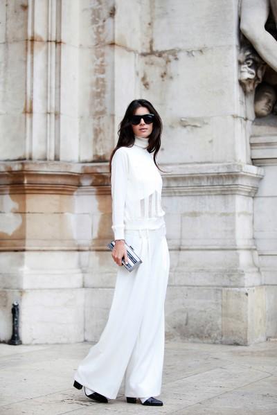 Paris FW Street Style Spring Summer 2014 4