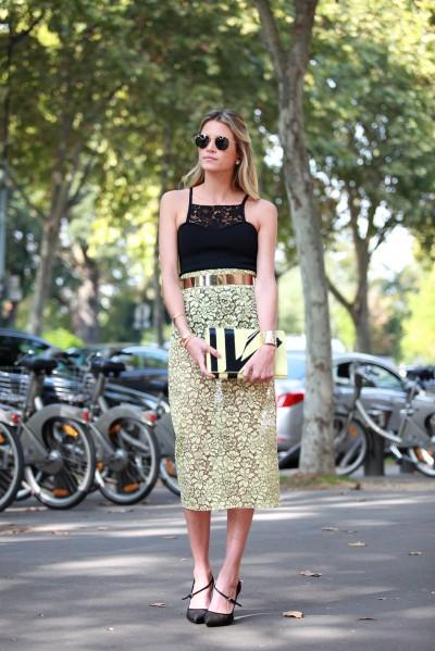 Paris FW Street Style Spring Summer 2014 7