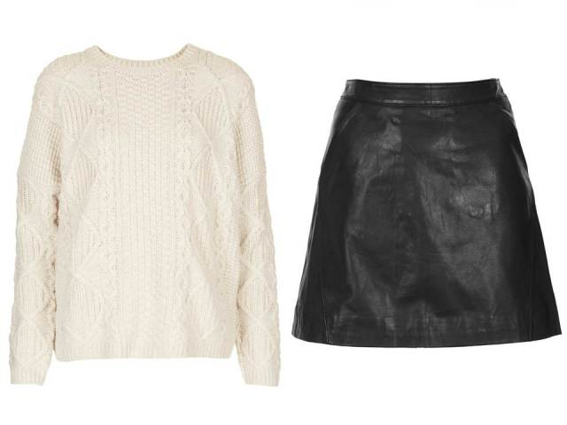 Topshop-angora-sweater-a-line-leather-skirt-fall-2013