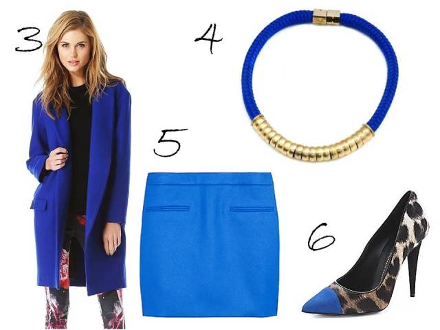 Cobalt-Felt-Wool-Coat-Holst+Lee-Necklace-Stella-McCartney-Skirt-GiuseppiZanotti-Leopard-Pumps-Street-Trend