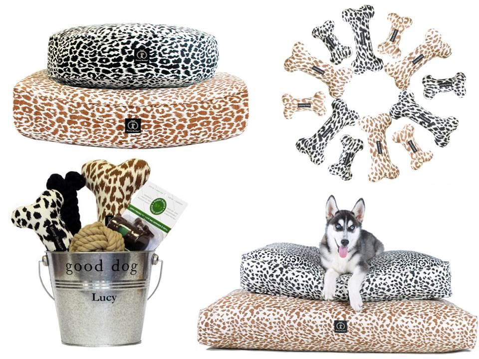Genial Harry Barker Safari Dog Beds Bones Toys Dog