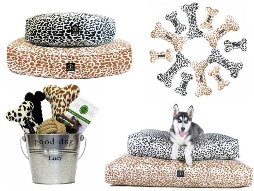 Harry-Barker-Safari-Dog-Beds-Bones-Toys-Dog-Gift-Bucket