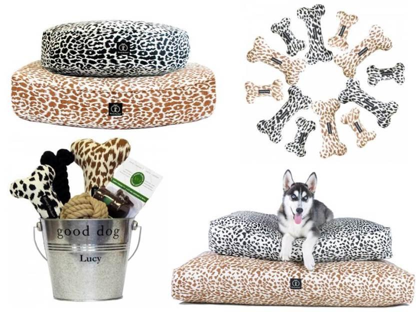 Harry-Barker-Safari-Dog-Beds-Bones-Toys-Dog-Gift-Bucket