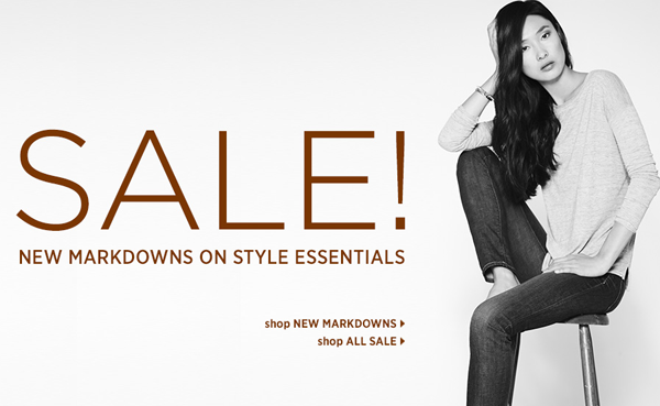 Shopbop new Markdowns sale