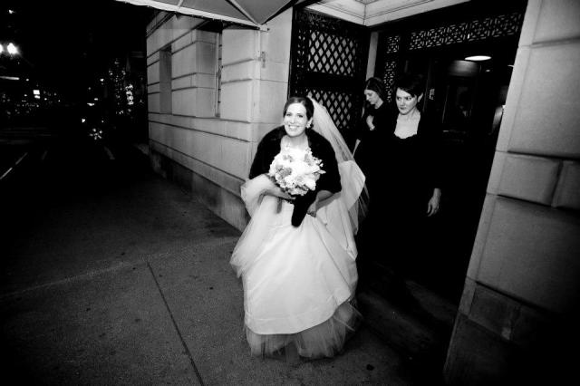 Kate Wedding Racquet Club Chicago New Years Eve