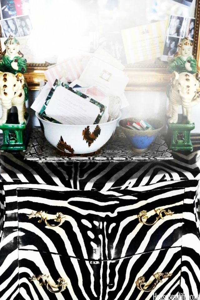 2-Lindsey Coral Harper Malachite Zebra Apartment