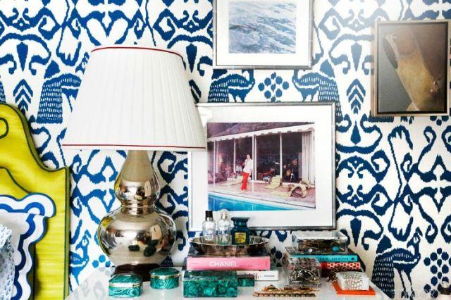 7-Lindsey Coral Harper Apartment Bedside Tabletop