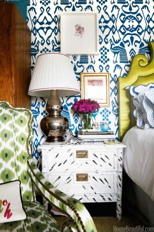 9-Lindsey coral Harper Apartment Bedside Tabletop 2