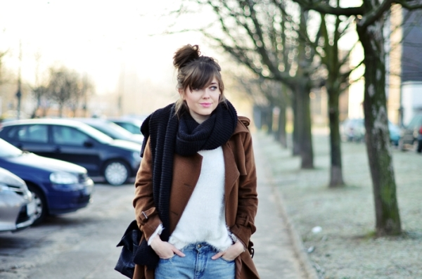 cold weather street style jestem kasia
