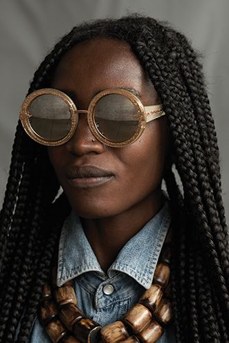 Karen Walker Number One Kenyan Artisan Lookbook Visible Campaign 2 - Copy