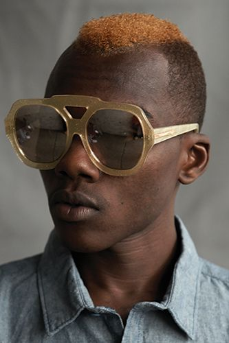 Karen Walker Number One Kenyan Artisan Lookbook Visible Campaign 3