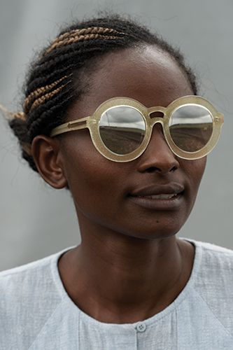 Karen Walker Number One Kenyan Artisan Lookbook Visible Campaign 4
