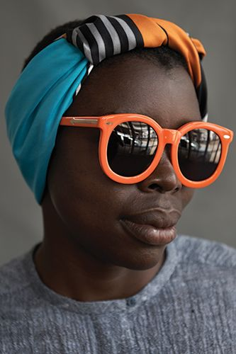 Karen Walker Number One Kenyan Artisan Lookbook Visible Campaign 8 - Copy