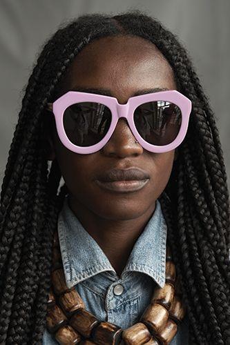 Karen Walker Number One Kenyan Artisan Lookbook