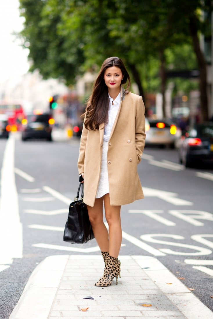 peony lim floral tunic peony lim london fashion week balmain boots ss 2014  ... ac13c6c95fb67