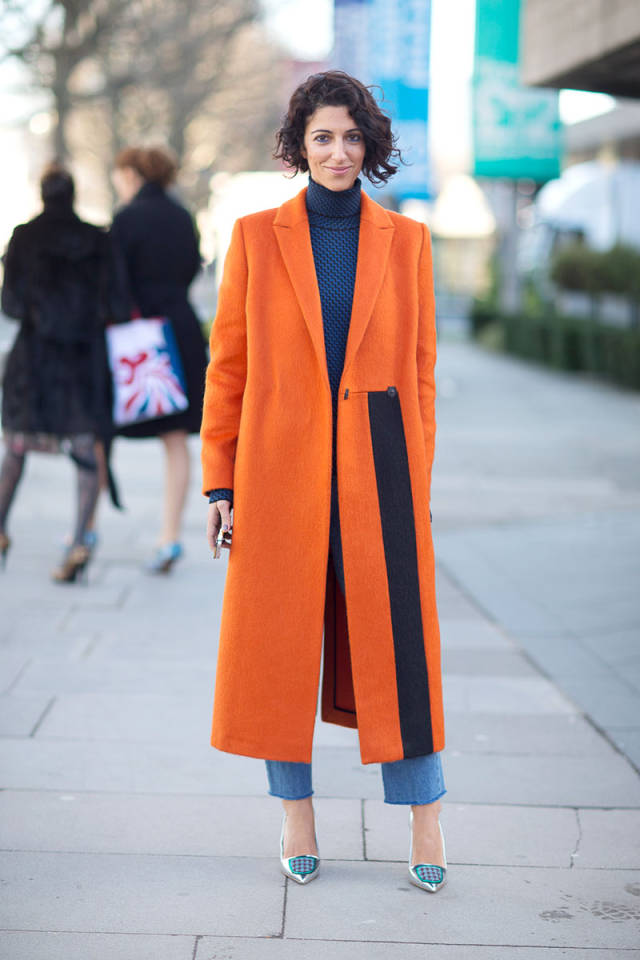 London Fashion Week Street Style The Covetable