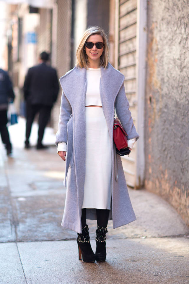 NYFW-street-style-nyfw14-day2-grey-coat-white-dress