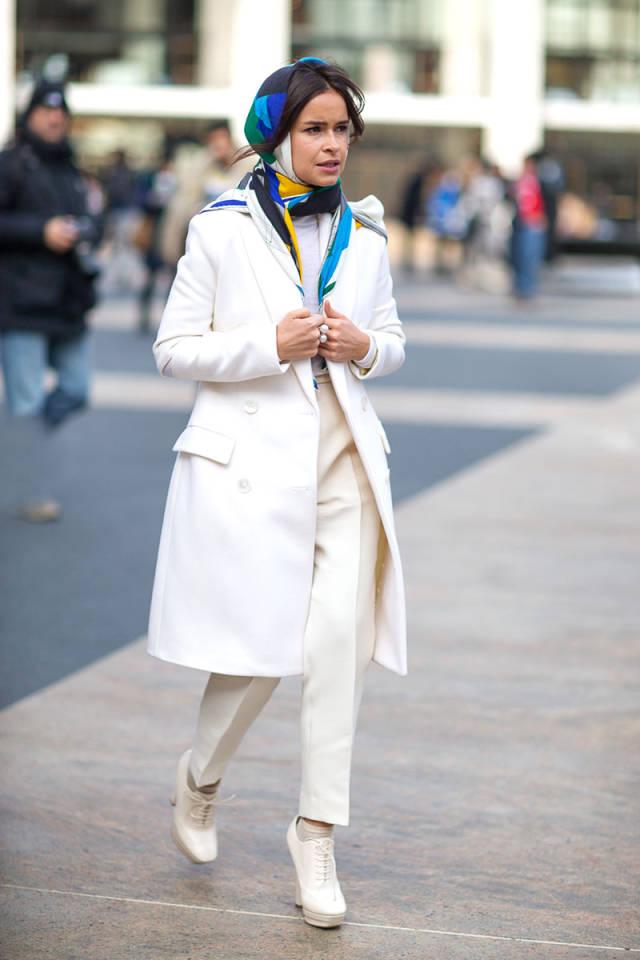 NYFW-street-style-nyfw14-day3-fashionweek-white-coat-scarf
