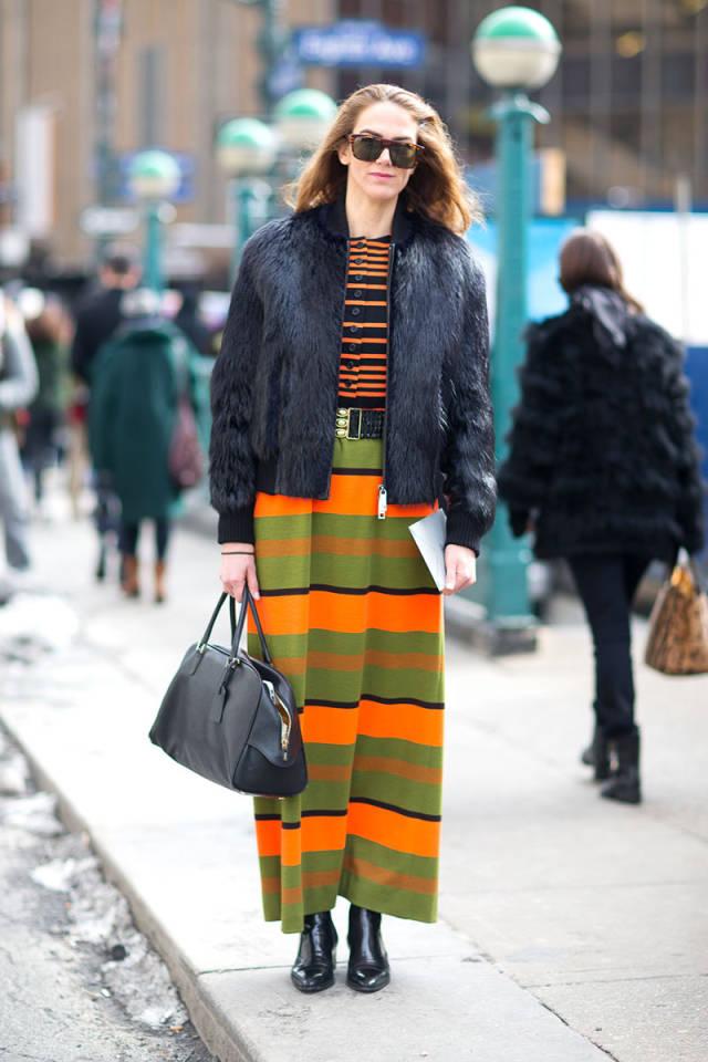 NYFW-street-style-nyfw14-day3-strpes-fur