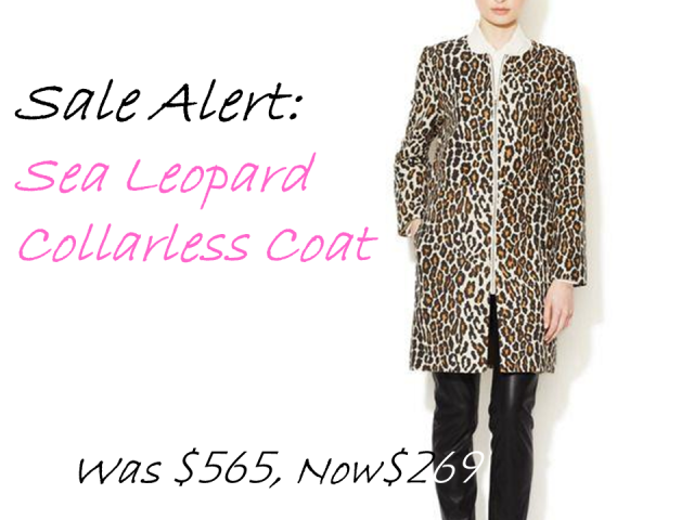 Go-Buy-Now- Sea-Leopard-Collarless-coat-Sale-Alert