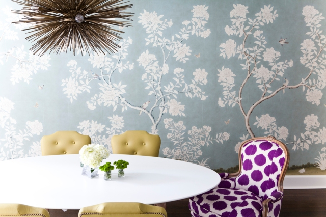 Lilly-Bunn-nyc-apartment-tour-dining-wallpaper