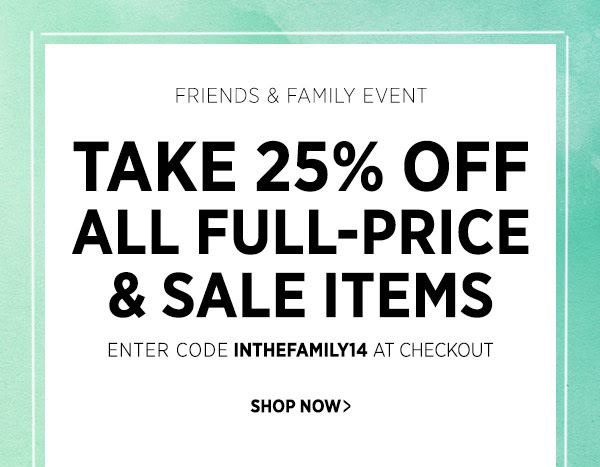 ShopBop-Friendsandfamily-25%off-sale-2014-spring-summer-sale-alert