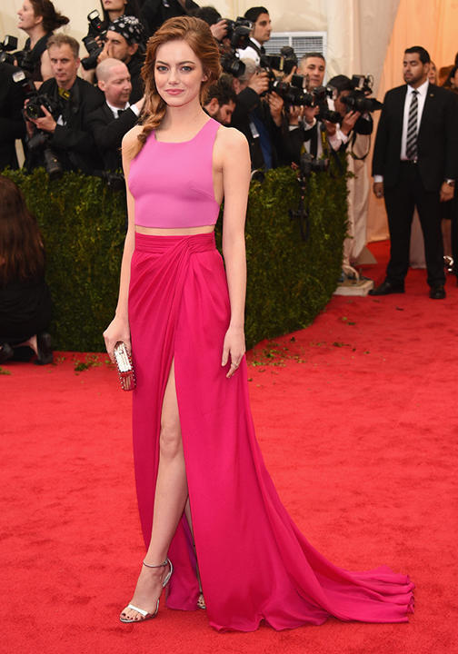Best Dressed: Emma Stone   the covetable Emma Stone Red Carpet Style