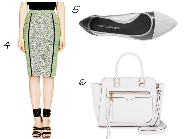 rebecca-minkoff-online-sample-sale-spring-summer-2014-skirt-avery-tote-flats