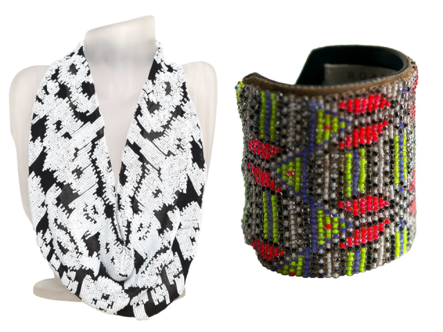 roarke-ny-ikat-hand-beaded-scarf-necklace-sundance-bracelet-thecovetable [Autosaved]