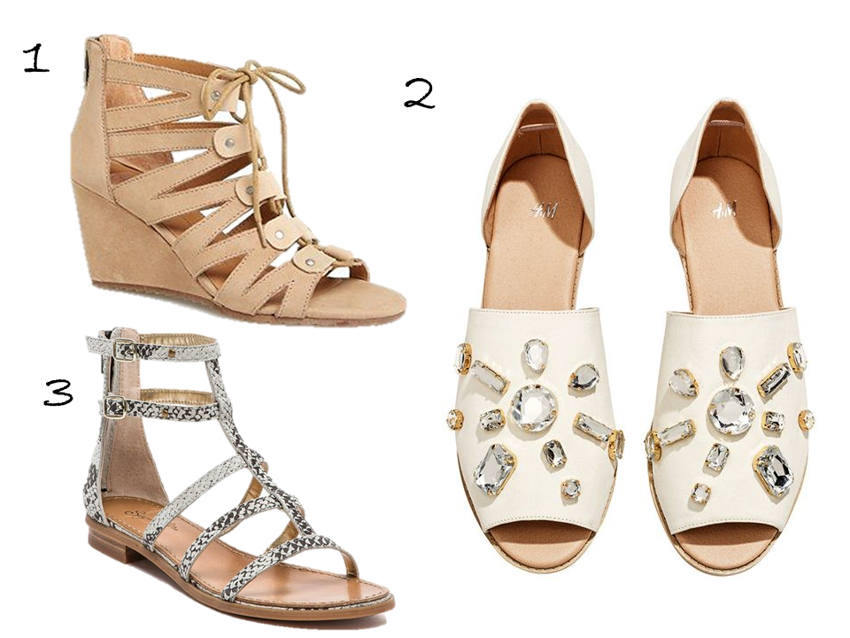 dv Dolce Vita Lace up Wedges
