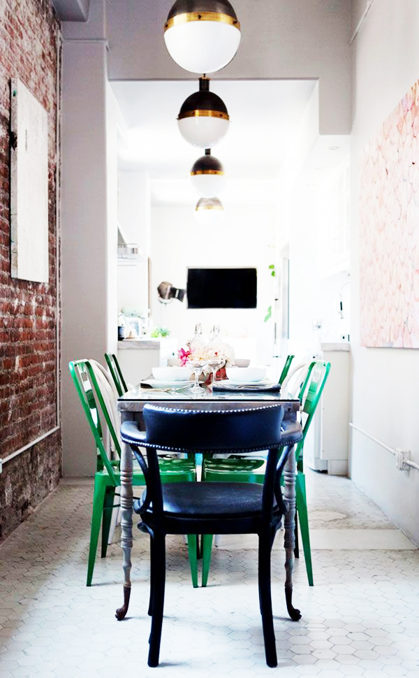 caitlin-caitlin-feminine-loft-bold-palette-glam-eclectic-dining-room-apartment-envy-thecovetable
