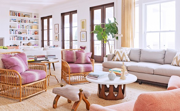 home tour darius rucker beach house living room by angie hranowsky 2